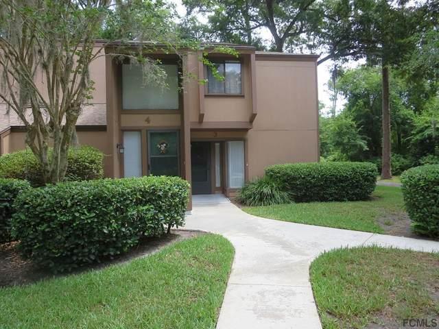 3 Fairways Circle #3, Palm Coast, FL 32137 (MLS #268567) :: Noah Bailey Group