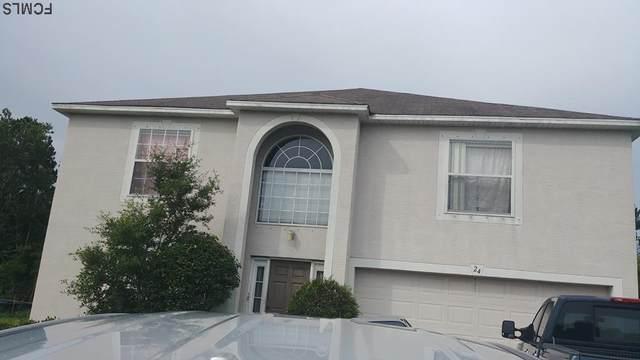 24 Longfellow Dr, Palm Coast, FL 32137 (MLS #268600) :: Noah Bailey Group