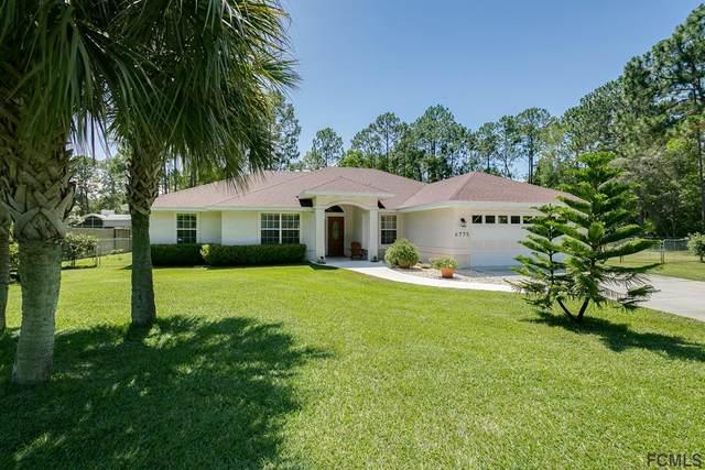 6775 Sabal Palm Drive, St Augustine, FL 32086 (MLS #268612) :: Keller Williams Realty Atlantic Partners St. Augustine