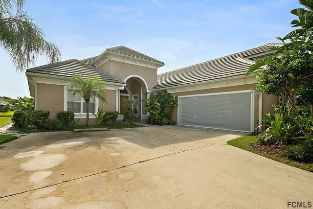 66 Longview Way N, Palm Coast, FL 32137 (MLS #268613) :: Noah Bailey Group