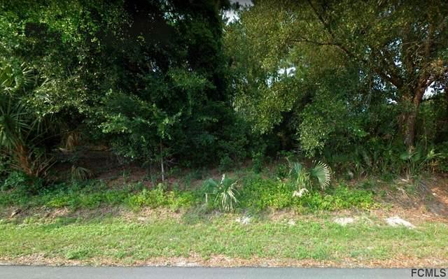 23 Round Thorn Drive, Palm Coast, FL 32164 (MLS #268643) :: Noah Bailey Group