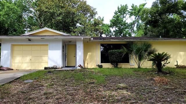 21 Blare Drive, Palm Coast, FL 32137 (MLS #268644) :: Endless Summer Realty