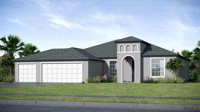 11 Edison Lane, Palm Coast, FL 32164 (MLS #268648) :: Noah Bailey Group