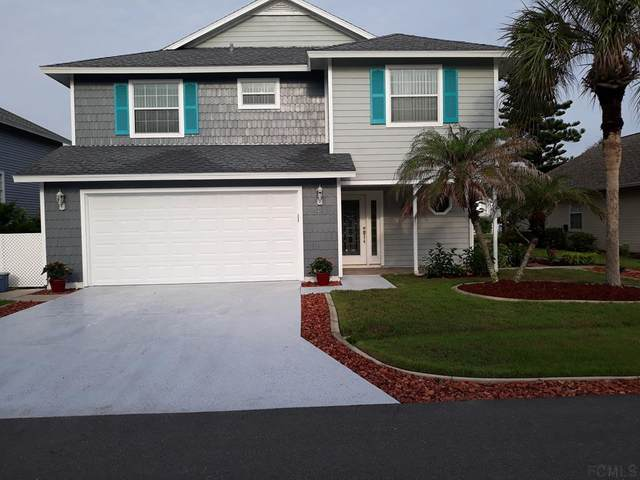 12 Sea Vista Drive, Palm Coast, FL 32137 (MLS #268649) :: Noah Bailey Group