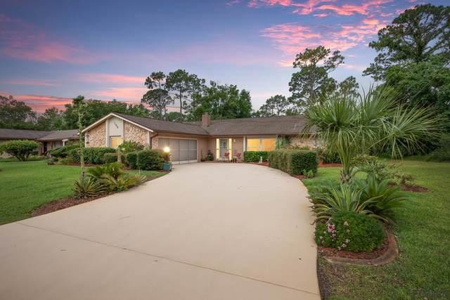 138 N Foster Lane, Palm Coast, FL 32137 (MLS #268652) :: Endless Summer Realty