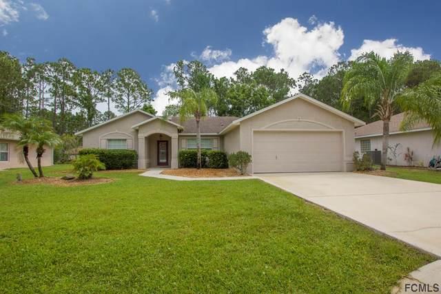 9 Rambling Lane, Palm Coast, FL 32164 (MLS #268654) :: Endless Summer Realty
