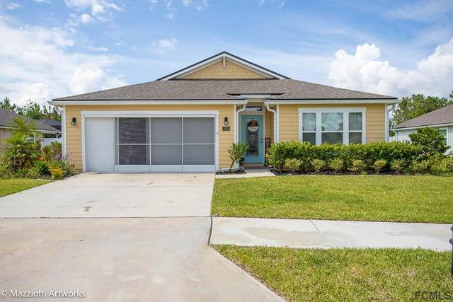 227 Grand Reserve Dr, Bunnell, FL 32110 (MLS #268678) :: NextHome At The Beach II