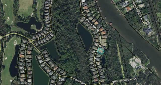 62 River Trail Drive, Palm Coast, FL 32137 (MLS #268687) :: NextHome At The Beach II