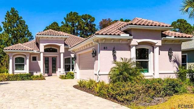 83 Emerald Lake Drive, Palm Coast, FL 32137 (MLS #268700) :: NextHome At The Beach II