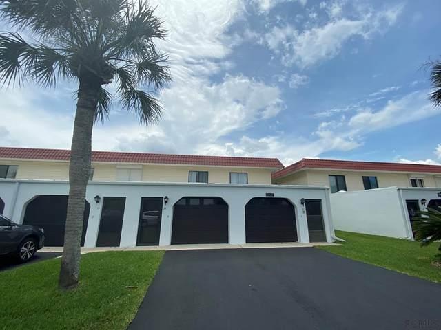 20 Ocean Palm Villas S Na, Flagler Beach, FL 32136 (MLS #268708) :: NextHome At The Beach II