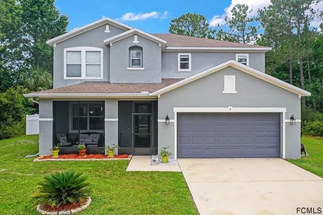 9 Radford Lane, Palm Coast, FL 32164 (MLS #268711) :: The DJ & Lindsey Team