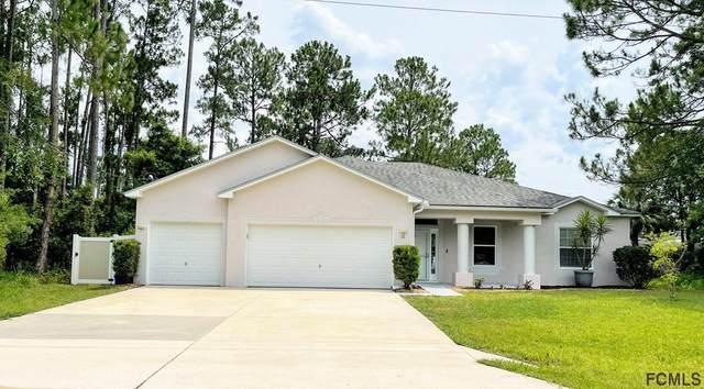 32 Bannerwood Ln, Palm Coast, FL 32137 (MLS #268713) :: The DJ & Lindsey Team