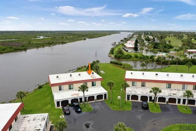 61 Ocean Palm Villas S #61, Flagler Beach, FL 32136 (MLS #268722) :: NextHome At The Beach II
