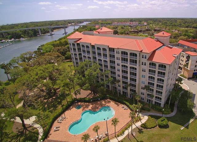 146 Palm Coast Resort Blvd Unit 408, Palm Coast, FL 32137 (MLS #268733) :: NextHome At The Beach II