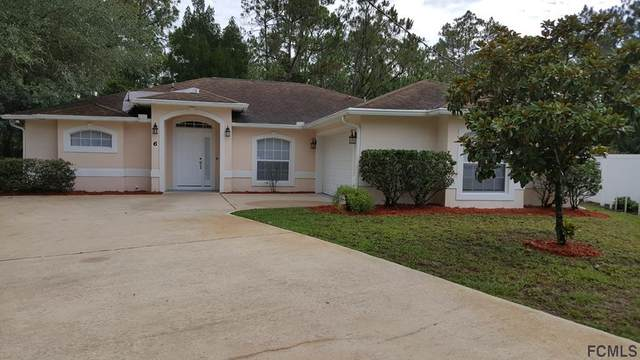 6 Senorita Pl, Palm Coast, FL 32164 (MLS #268743) :: NextHome At The Beach II
