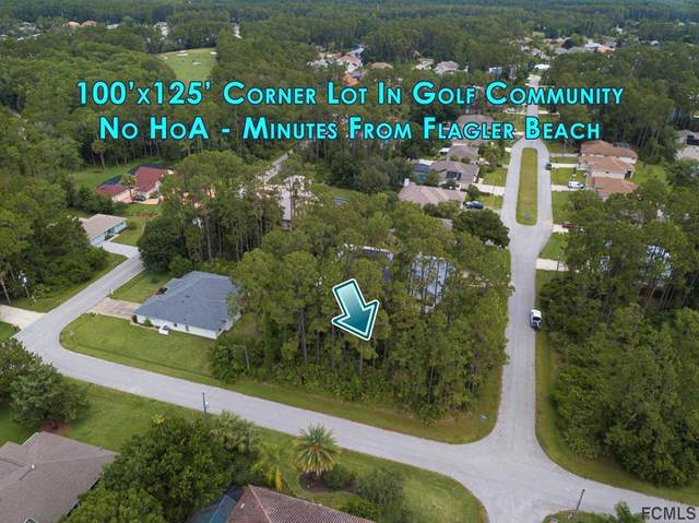 46 Edge Lane, Palm Coast, FL 32164 (MLS #268744) :: NextHome At The Beach II