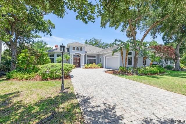 156 S Riverwalk Dr, Palm Coast, FL 32137 (MLS #268747) :: NextHome At The Beach II