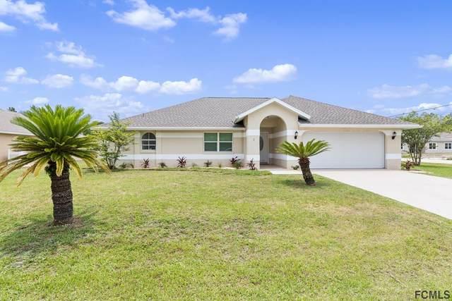 2 Seagull Place, Palm Coast, FL 32164 (MLS #268751) :: NextHome At The Beach II