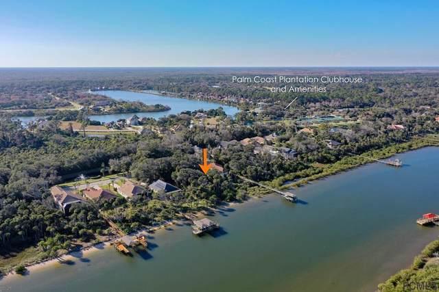 18 N Riverwalk Dr, Palm Coast, FL 32137 (MLS #268757) :: NextHome At The Beach II