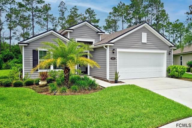 147 Crepe Myrtle Ct, Palm Coast, FL 32164 (MLS #268758) :: NextHome At The Beach II