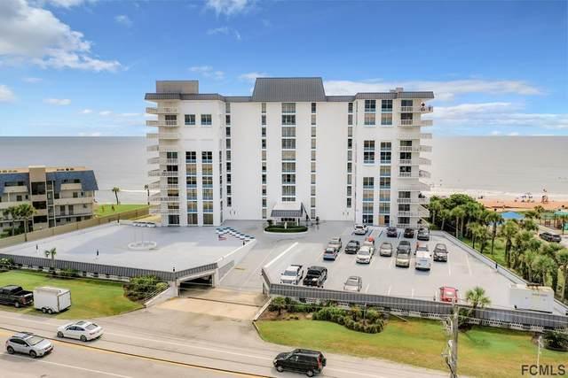 1575 Ocean Shore Blvd #905, Ormond By The Sea, FL 32176 (MLS #268785) :: NextHome At The Beach II