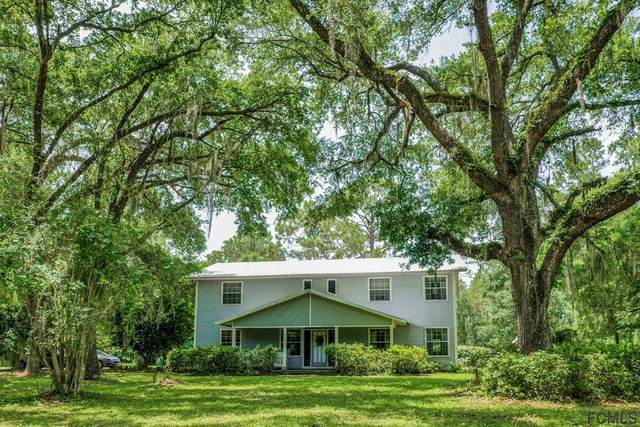 404 Old Haw Creek Rd, Bunnell, FL 32110 (MLS #268856) :: Olde Florida Realty Group