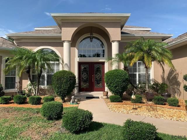 68 Barring Pl, Palm Coast, FL 32137 (MLS #268858) :: NextHome At The Beach II