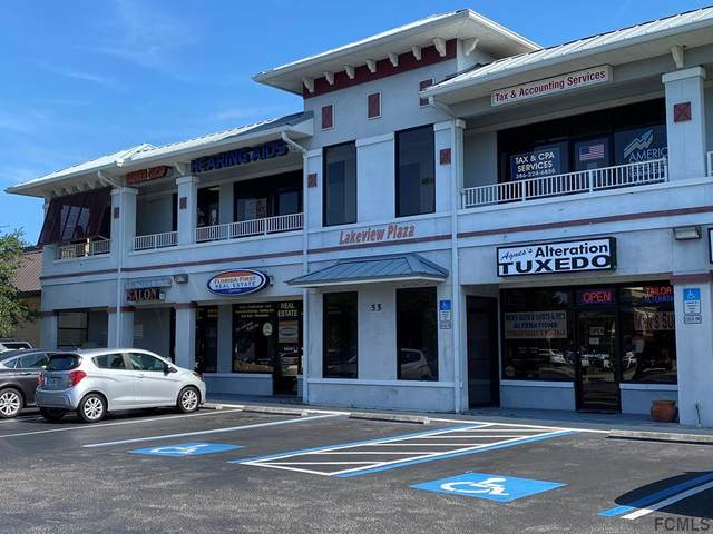 55 Plaza Drive Unit 7, Palm Coast, FL 32137 (MLS #268868) :: NextHome At The Beach II