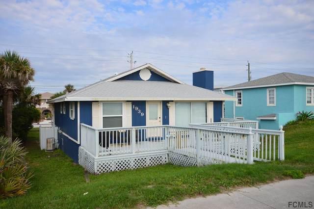 1939 Ocean Shore Blvd, Flagler Beach, FL 32136 (MLS #268957) :: NextHome At The Beach II