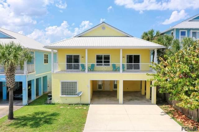 212 S 7th St, Flagler Beach, FL 32136 (MLS #268975) :: NextHome At The Beach II