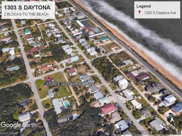 1303 S Daytona Ave, Flagler Beach, FL 32136 (MLS #269163) :: NextHome At The Beach II