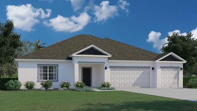 44 Ethan Allen Drive, Palm Coast, FL 32164 (MLS #269274) :: NextHome At The Beach II