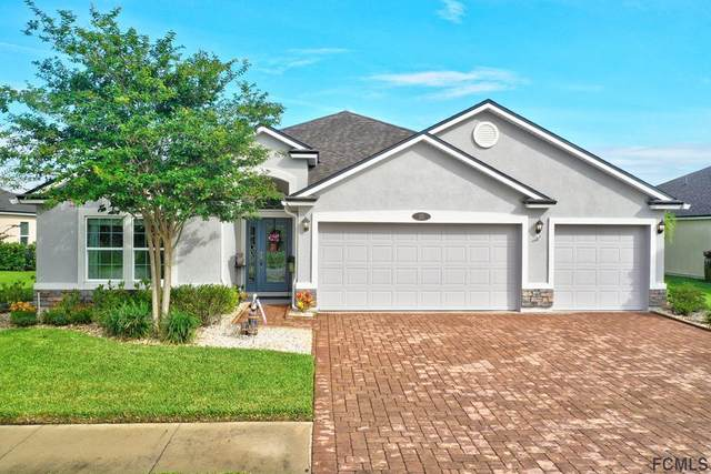 35 Country Club Harbor Circle, Palm Coast, FL 32137 (MLS #269289) :: Noah Bailey Group