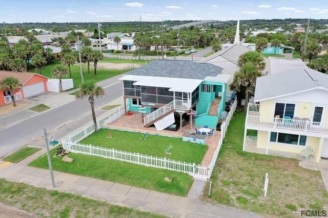 301 N Ocean Shore Blvd, Flagler Beach, FL 32136 (MLS #269303) :: NextHome At The Beach II