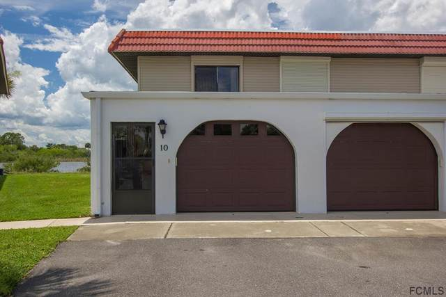 10 Ocean Palm Villas N #10, Flagler Beach, FL 32136 (MLS #269324) :: Noah Bailey Group