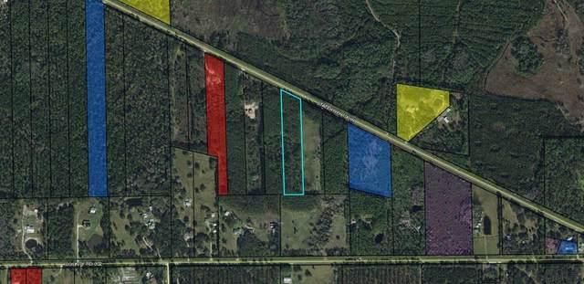 4159 Moody Blvd W, Bunnell, FL 32110 (MLS #269334) :: NextHome At The Beach II