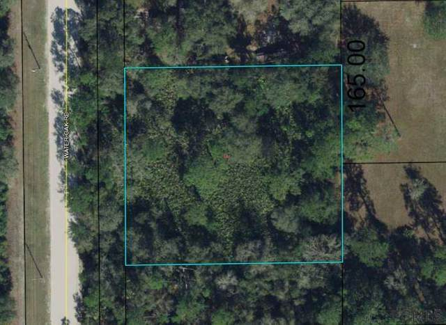 2867 Water Oak Rd, Bunnell, FL 32110 (MLS #269420) :: NextHome At The Beach II
