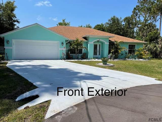 8 Pine Branch Pl, Palm Coast, FL 32164 (MLS #269463) :: Memory Hopkins Real Estate
