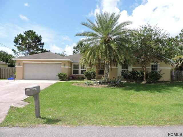 40 Underwick Path, Palm Coast, FL 32164 (MLS #269466) :: NextHome At The Beach II