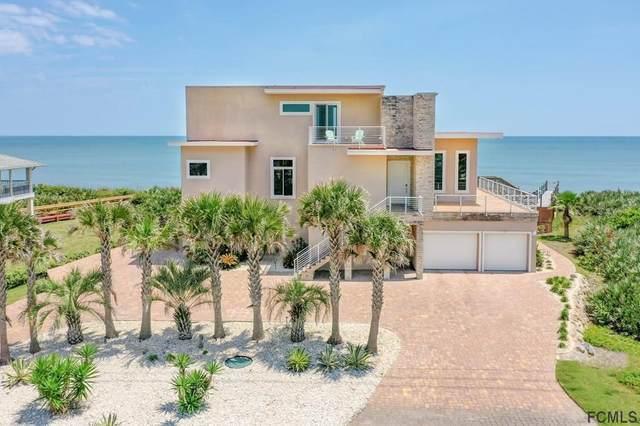 2711 N Ocean Shore Blvd, Flagler Beach, FL 32136 (MLS #269500) :: Memory Hopkins Real Estate