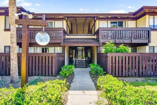 54 Club House Dr #207, Palm Coast, FL 32137 (MLS #269536) :: NextHome At The Beach II