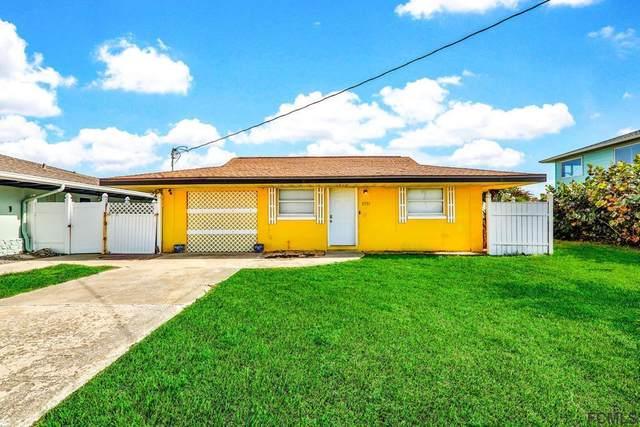 3381 N N Ocean Shore Blvd, Flagler Beach, FL 32136 (MLS #269567) :: Memory Hopkins Real Estate