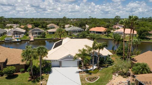 25 Creek Court, Palm Coast, FL 32137 (MLS #269572) :: Memory Hopkins Real Estate