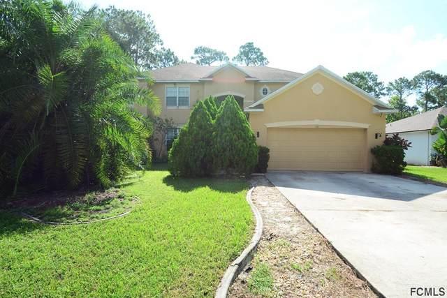 38 Brewster Lane, Palm Coast, FL 32137 (MLS #269588) :: Noah Bailey Group
