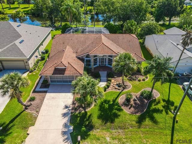 135 Barrington Dr, Palm Coast, FL 32137 (MLS #269590) :: Noah Bailey Group