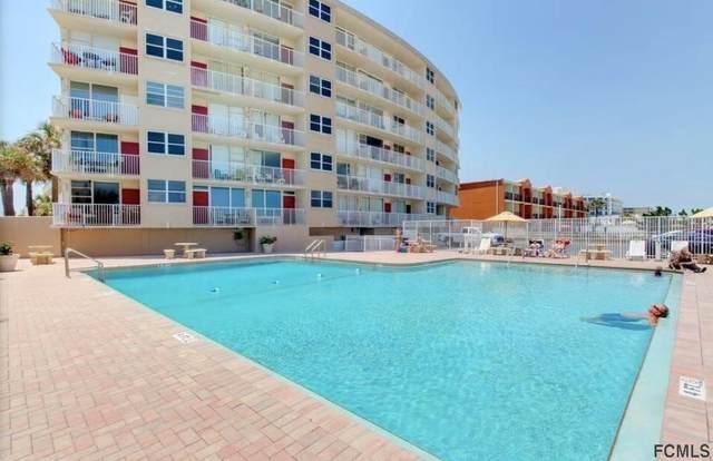 800 N Atlantic Ave #319, Daytona Beach, FL 32118 (MLS #269646) :: NextHome At The Beach II