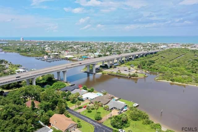 103 Palm Dr, Flagler Beach, FL 32136 (MLS #269678) :: Memory Hopkins Real Estate