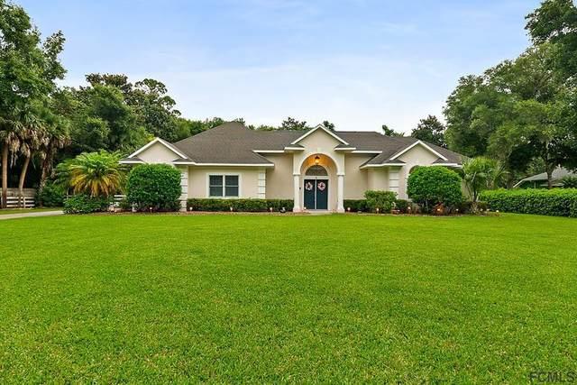 3 Indian Mound Ct, Flagler Beach, FL 32136 (MLS #269711) :: Memory Hopkins Real Estate
