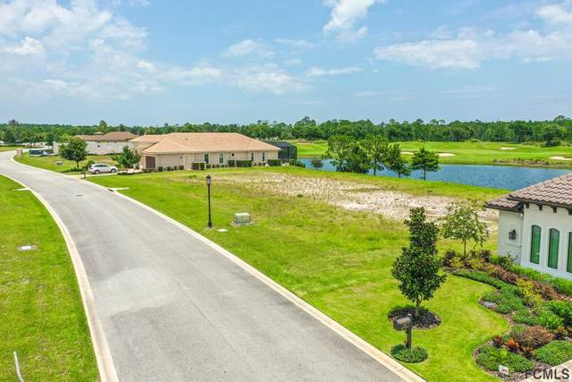 411 Bourganville Drive, Palm Coast, FL 32137 (MLS #269719) :: NextHome At The Beach II