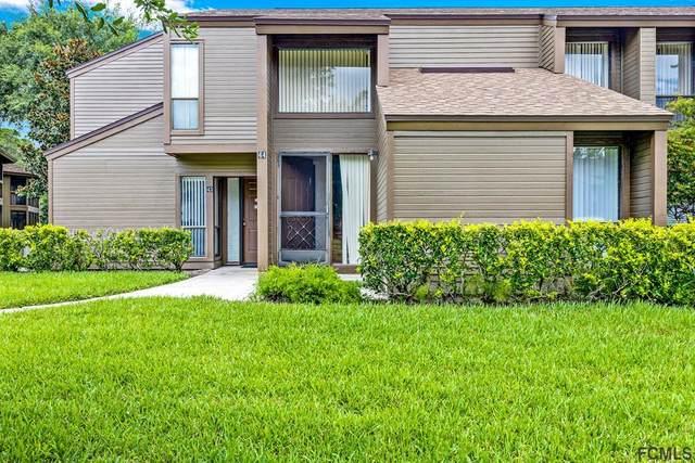 44 Hembury Lane #44, Palm Coast, FL 32137 (MLS #269763) :: Memory Hopkins Real Estate